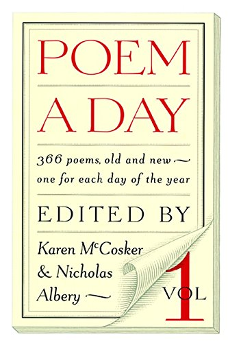 Poem a Day, Vol. 1 by Steerforth