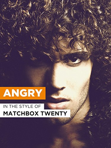 2001 Matchbox - Angry