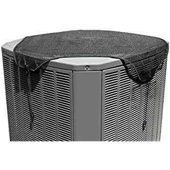 Sturdy Covers Ac Defender - All Season Air Conditioner Cover (Black) (36X36)