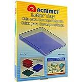 Acrimet 941-3/CR, Caixa Correspondência Simples, Acrílica, Classic Cristal, Multicor