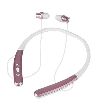 VBESTLIFE Auriculares Inalámbricos para Deporte Auriculares Bluetooth 4.1 Impermeable A Prueba de Sudor Trabajo Dura 13