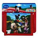 (10 COUNT) Mickey Mouse BIFOLD Wallet - DISNEY PARTY FAVORS [Toy]