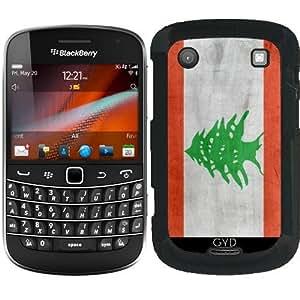 Funda para Blackberry Bold 9900 - Bandera De Líbano by wamdesign