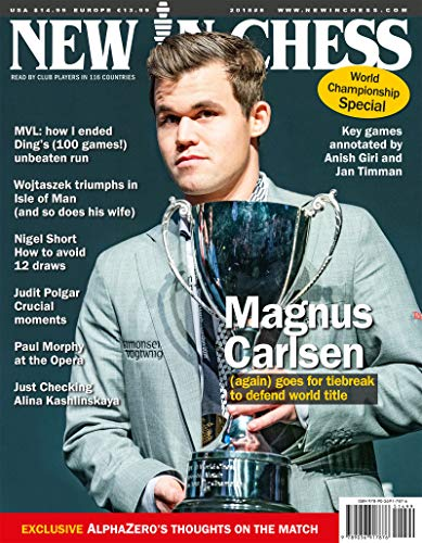 Pdf Entertainment New In Chess Magazine 2018/8: Read by Club Players in 116 Countries