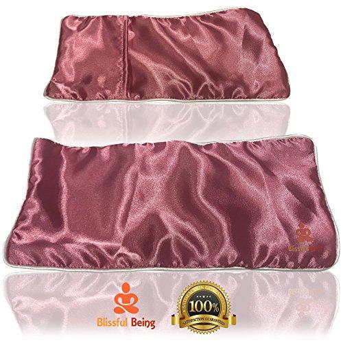 Pink Eye Pillow - 1