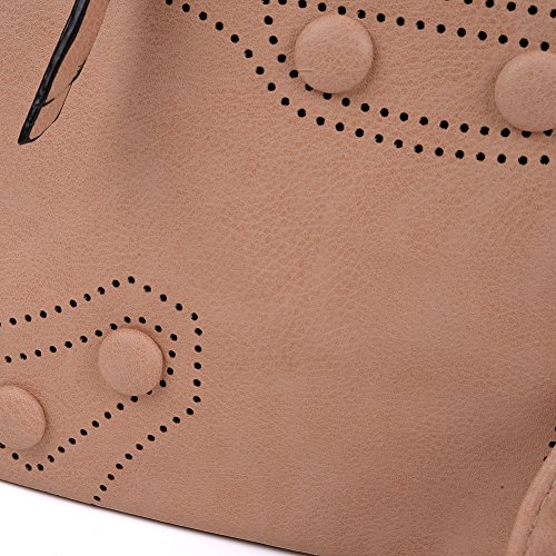 Apricot SALLY PU Leather Body High Nice Quality Women Bags YOUNG Cross Fashion Bag Xpq7nrX1