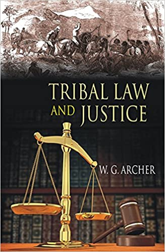 Buy Tribal Law and Justice Book Online at Low Prices in India