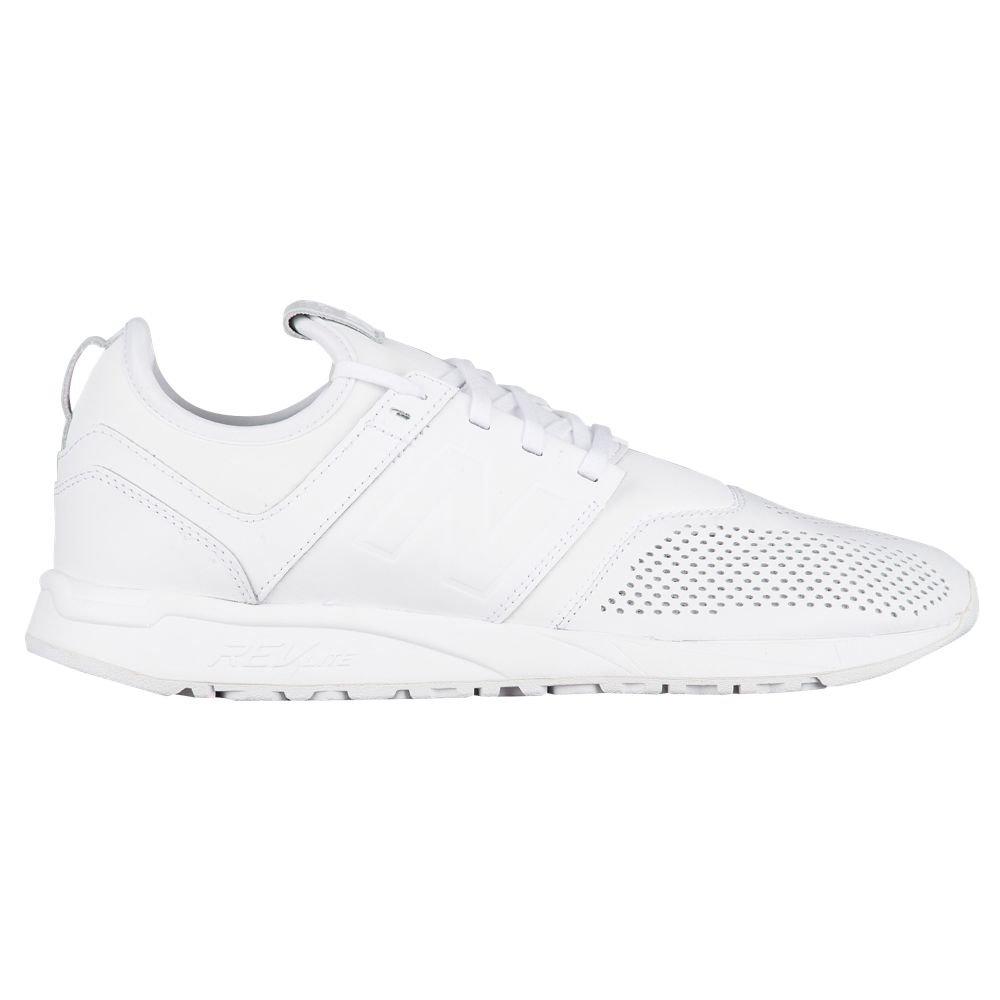 New Balance Herren 247 Classic Mesh Sneaker  12|White