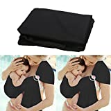 Baby Sling Infant Carrier Soft Breathable Wrap Cotton Breastfeeding Nursing Cover