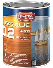 Deks Olje D2 (1 Liter) - Glanzende afwerking
