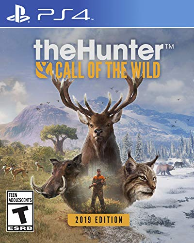 theHunter: 2019 Edition - PlayStation 4 Big Buck Hunter Online