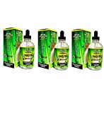 capillaries Multi Pack Deal!!! Crece Pelo Capillary Hair Growth Natural Dropper 4.25oz (Pack of 3)