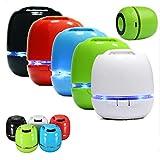 T6 Mini Wireless Stereo Super Bass Bluetooth 3.0 Speaker TF FM NFC