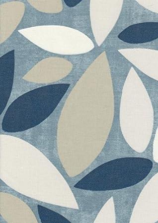 Oilcloth Tablecloth PVC Tablecloth 1510 GOODGE DENIM SQR 90x90cm GLOSS Finish