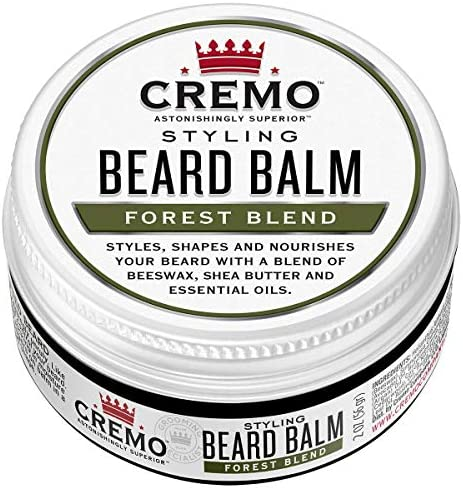 Cremo Styling Nourishes Moisturizes Lengths