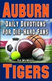 Daily Devotions for Die-hard Fans: Auburn Tigers