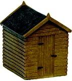 Hornby - Accesorios para edificios: Garden Shed (R8576)