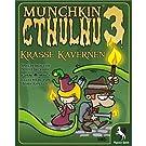 Pegasus Spiele 17188G - Munchkin Cthulhu 3 Krasse Kavernen