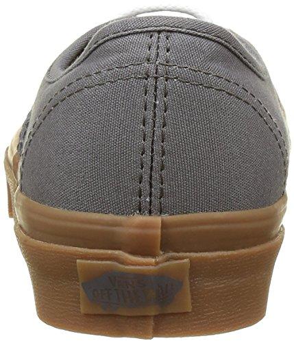 Vans Authentic, Zapatillas Unisex Adulto Gris (Gumsole) Pewter/Light Gum)