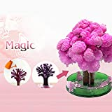 Amazing Christmas Tree Magic Growing Decorative Grow Christma Tree Kids Children Gift Creative Birthday Present Educational Novelty GamesToy