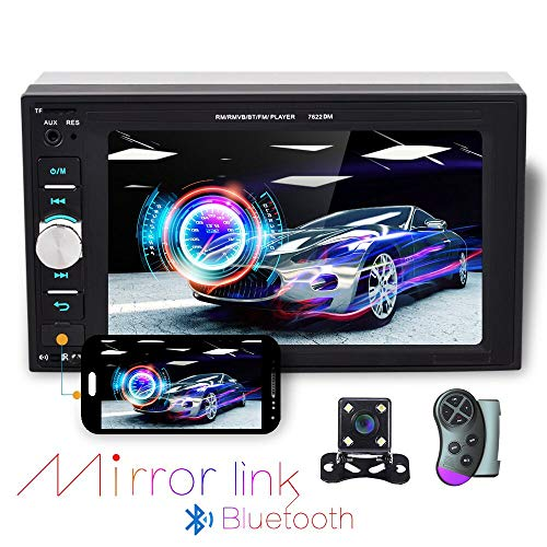 Unterhaltungselektronik Professioneller Verkauf 2din Auto Radio 7 Zoll Presse Android-player Subwoofer Mp5 Player Autoradio Bluetooth Rückansicht Kamera Band Recorder
