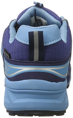 C.P.M. Super X - Zapatillas de running Mujer Azul (Nautico-niagara)