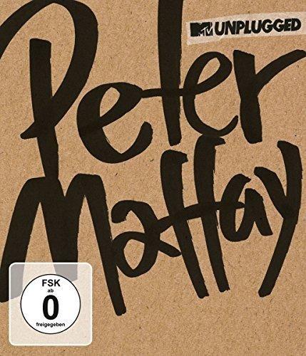 DVD : MAFFAY, PETER - Mtv Unplugged (Germany - Import)