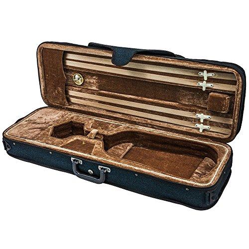 Violin Oblong Lightweight Hygrometer Green