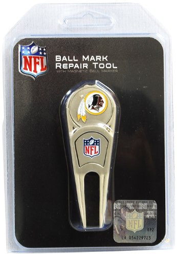 Washington Redskins Repair Tool and Ball Marker by McArthur Sports