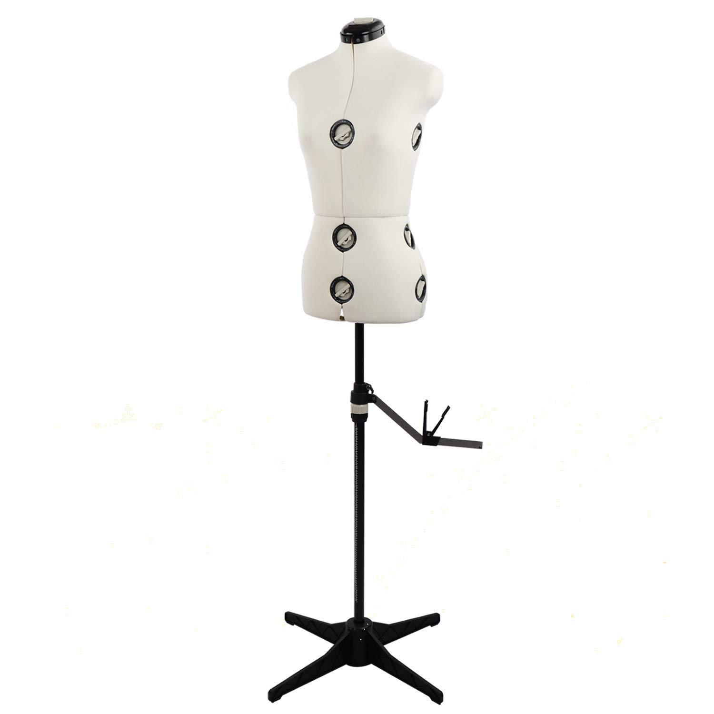 PDM Worldwide Adjustable Mannequin Dress Form