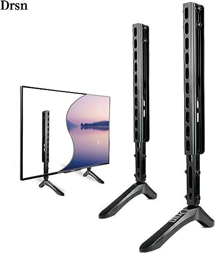Drsn Soporte de TV Patas TV Base Pedestal Flat TV Soporte de Pared ...