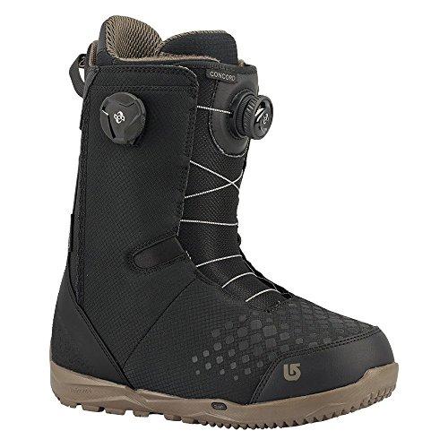 Burton Concord Boa Snowboard Boots 2018 - 10.5/Black by Burton