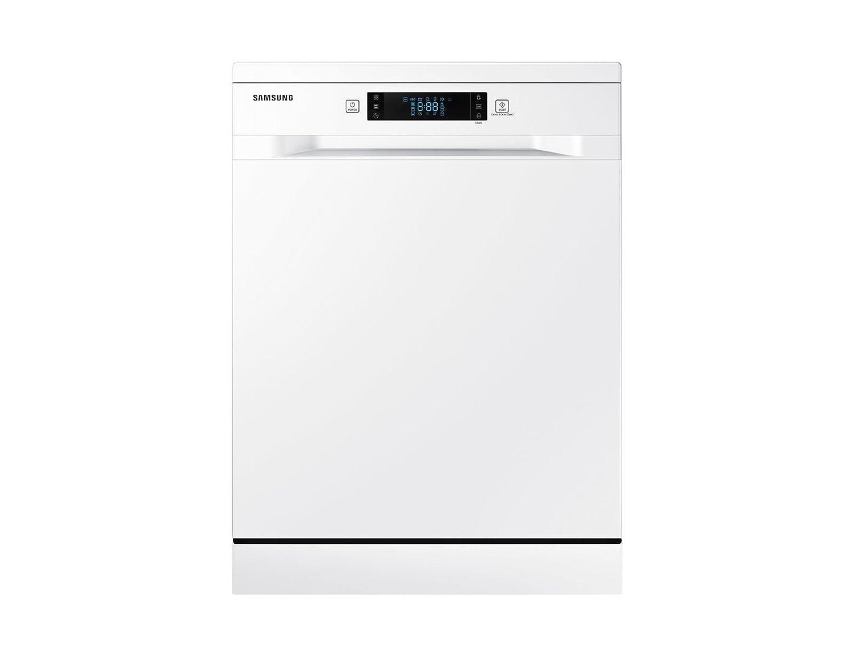 Samsung DW60M6050FW Independiente 14cubiertos A++ lavavajilla - Lavavajillas (Independiente, Blanco, Tamaño completo (60 cm), Blanco, Botones, Tocar, LED)