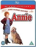 Annie - 30th Anniversary Sing-Along Edition (Blu-ray + UV Copy) [1982]