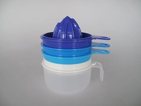 Tupperware Hornear Cocina Perle Exprimidor eitrenner Utensilios de Cocina Back PV 17647