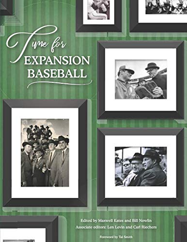 Books : Time for Expansion Baseball
