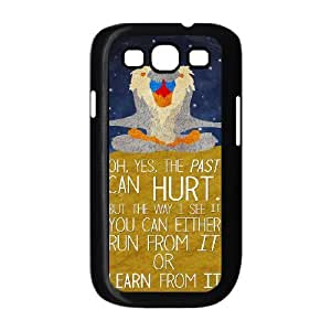 Positive Inspirational Quotes Samsung Galaxy S3 Case Black Yearinspace957212