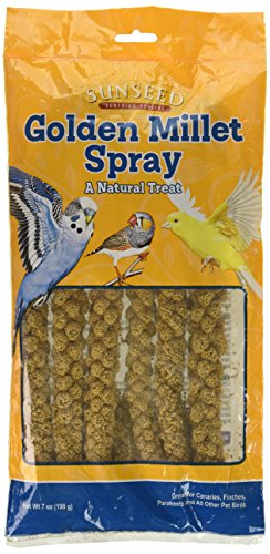 Sun Seed Millet Spray - Sun Seed Company Millet Spray (7 oz.)