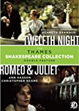 Thames Shakespeare Collection: Twelfth Night / Romeo & Juliet [DVD]