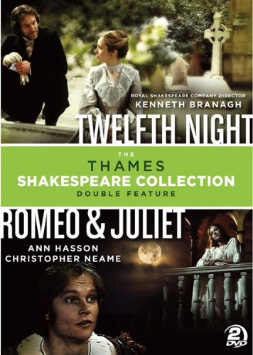 Thames Shakespeare Collection: Twelfth Night / Romeo & Juliet [DVD] (Best Bad Romance Cover)
