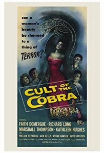 Cult of the Cobra POSTER Movie (27 x 40 Inches - 69cm x 102cm) (1955)