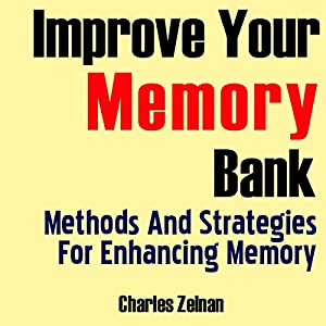 Improve Your Memory Bank Audiobook