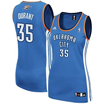 quality design 147f8 08035 NBA adidas Kevin Durant Oklahoma City Thunder Women's Replica Jersey -  Light Blue