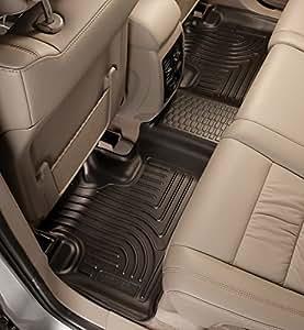 Amazon Com Husky Liners Front Amp 2nd Seat Floor Liners
