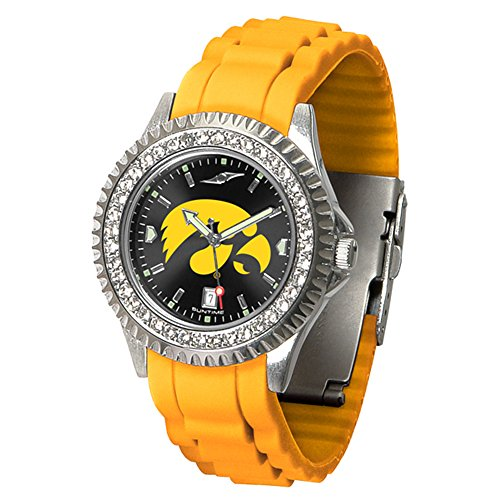 Price comparison product image New Linkswalker Ladies Iowa Hawkeyes Sparkle Watch