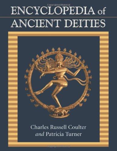 Encyclopedia Of Ancient Deities 2 Vol Set