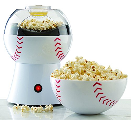 NEW Brentwood PC-485 Hot Air Baseball Popcorn Popper (Popcorn Skillet compare prices)
