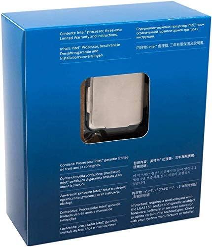 Intel Core i7-7700K Desktop Processor 4 Cores as much as 4.5 GHz Unlocked LGA 1151 100/200 Series 91W