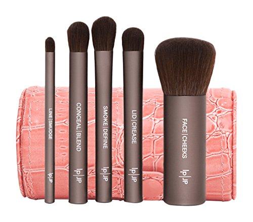 Lazy Perfection by Jenny Patinkin Petites Makeup Brush Set, Pink, 3.3 oz.