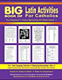 BIG Book of Latin Activities For Catholics